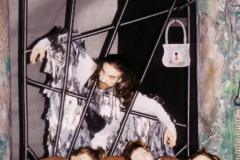 Peta – der Adler in Gefangenschaft