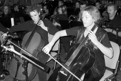 Jugendmusikschule Hechingen mit großem Sinfonie-Orchester