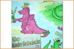 Grünfried und Liebalda - Bettwäsche