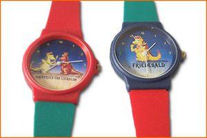 Grünfried und Liebalda - Grünfried, Liebalda und Friedebald Armbanduhren